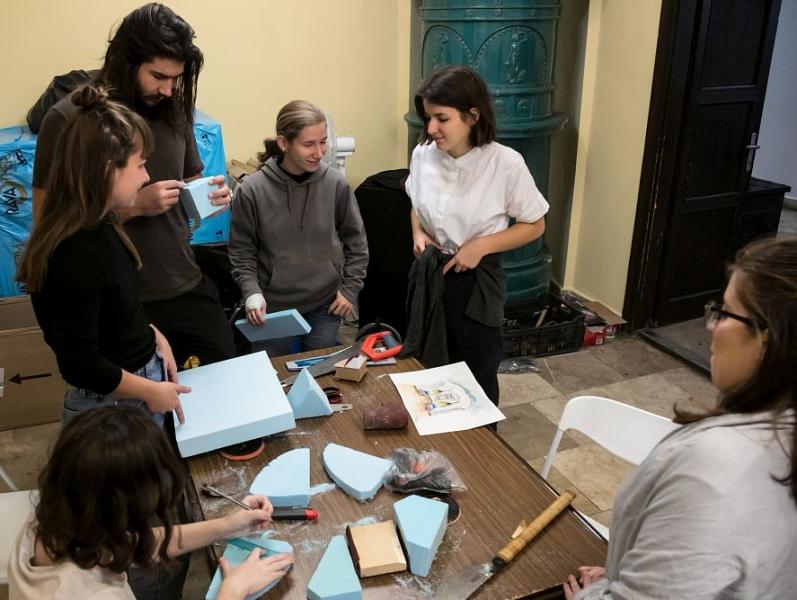 Herman Ottó Múzeum: Közösségi élmény és múzeumi interpretáció középiskolás csoportok bevonásával - Kiállítási és közösségi terek közoktatási hasznosításának megújítása a Herman Ottó Múzeum Papszer épületében