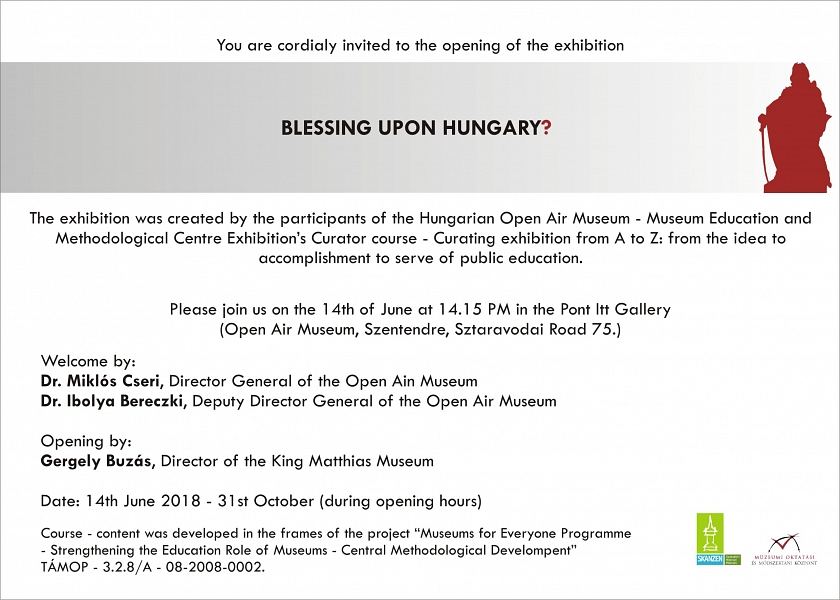 Blessing upon Hungary?
